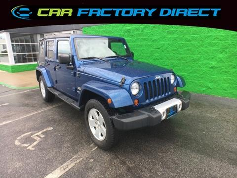 2010 Jeep Wrangler Unlimited for sale in Milford, CT