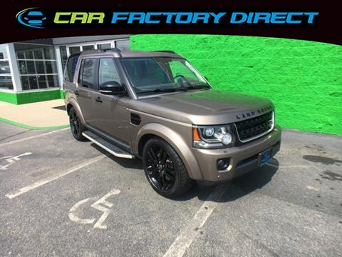 Land Rover Milford >> Used Land Rover Lr4 For Sale In Milford Ct Carsforsale Com