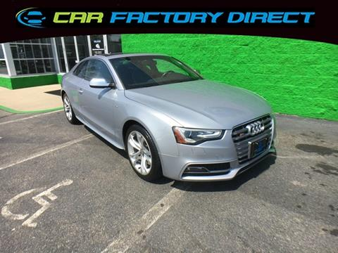 2015 Audi S5 for sale in Milford, CT
