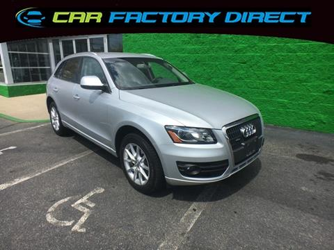 Car Factory Direct >> Audi Q5 For Sale In Milford Ct Car Factory Direct