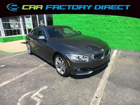 2016 BMW 4 Series for sale in Milford, CT