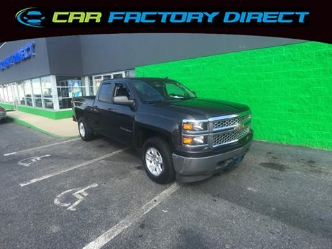 Used Trucks For Sale In Ct >> 2014 Chevrolet Silverado 1500 For Sale In Milford Ct
