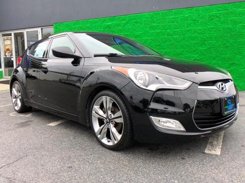 2012 Hyundai Veloster for sale in Milford, CT