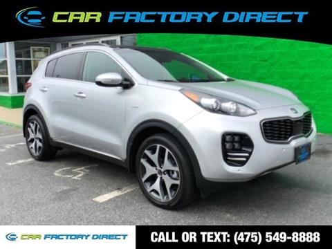 2019 Kia Sportage for sale in Milford, CT