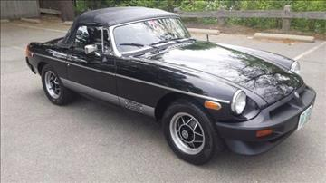 1980 MG MGB for sale in Saugus, MA