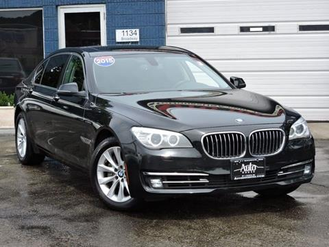 2015 BMW 7 Series for sale in Saugus, MA