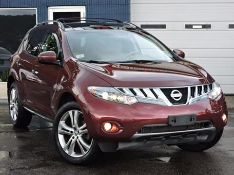 2010 Nissan Murano for sale in Saugus, MA