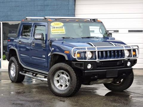 2007 HUMMER H2 SUT for sale in Saugus, MA
