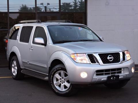 2011 Nissan Pathfinder for sale in Saugus, MA