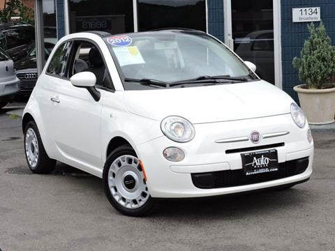 2012 FIAT 500c for sale in Saugus, MA