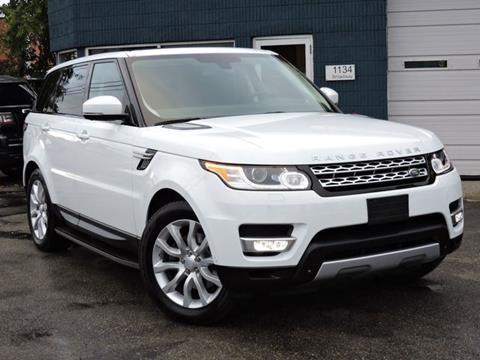 2015 Land Rover Range Rover Sport for sale in Saugus, MA