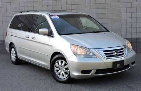 2008 Honda Odyssey for sale in Saugus, MA