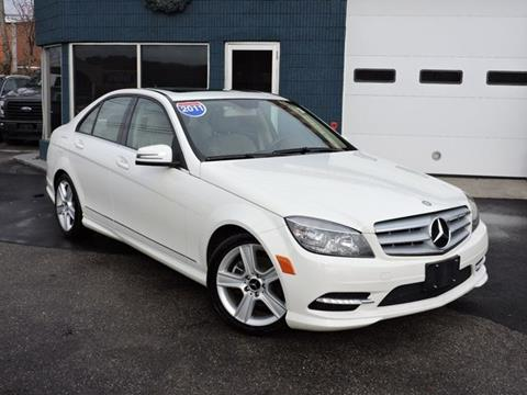 2011 Mercedes-Benz C-Class for sale in Saugus, MA