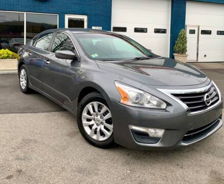 2015 Nissan Altima for sale at Saugus Auto Mall in Saugus MA