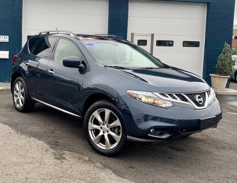 2014 Nissan Murano for sale at Saugus Auto Mall in Saugus MA