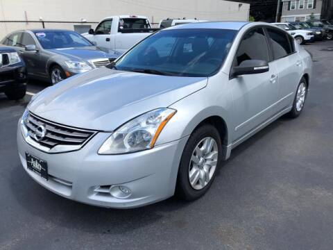 2012 Nissan Altima for sale at Saugus Auto Mall in Saugus MA
