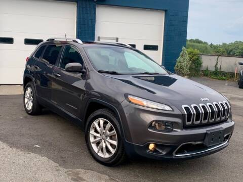 2015 Jeep Cherokee for sale at Saugus Auto Mall in Saugus MA