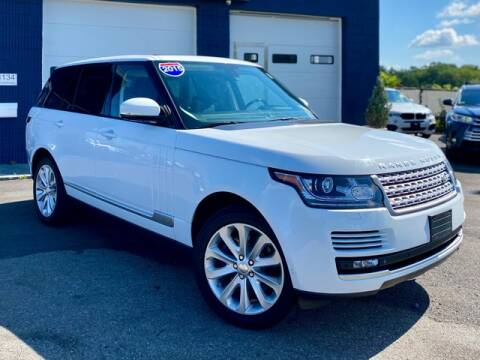 2015 Land Rover Range Rover for sale at Saugus Auto Mall in Saugus MA