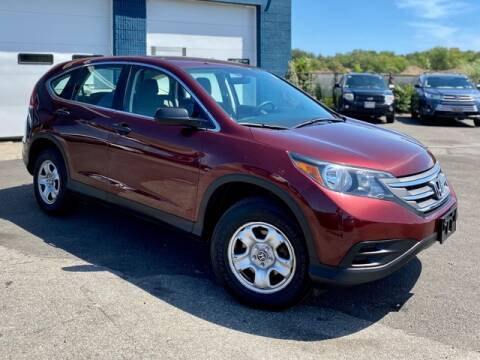 2013 Honda CR-V for sale at Saugus Auto Mall in Saugus MA