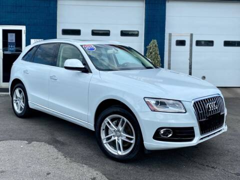 2015 Audi Q5 for sale at Saugus Auto Mall in Saugus MA