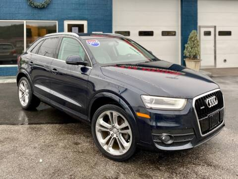 2015 Audi Q3 for sale at Saugus Auto Mall in Saugus MA