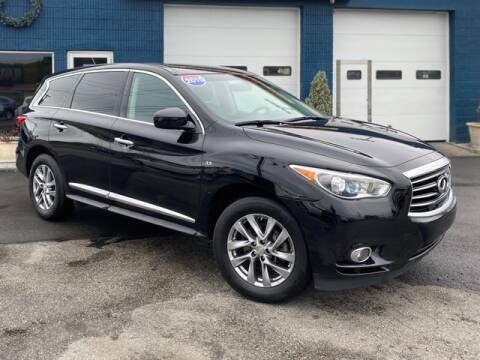 2015 Infiniti QX60 for sale at Saugus Auto Mall in Saugus MA