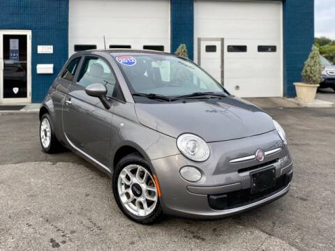 2012 FIAT 500 for sale at Saugus Auto Mall in Saugus MA