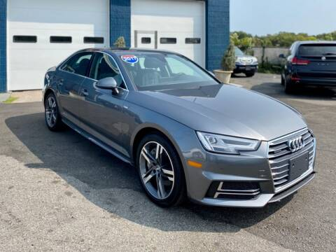 2017 Audi A4 for sale at Saugus Auto Mall in Saugus MA