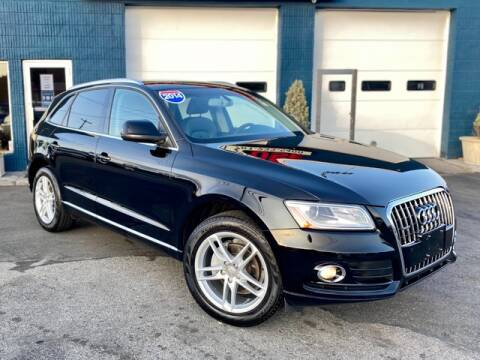 2014 Audi Q5 for sale at Saugus Auto Mall in Saugus MA