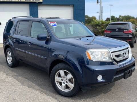 2011 Honda Pilot for sale at Saugus Auto Mall in Saugus MA