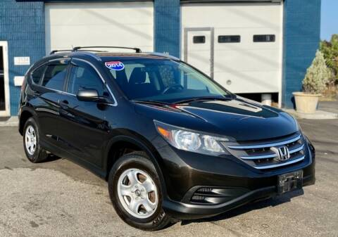 2014 Honda CR-V for sale at Saugus Auto Mall in Saugus MA