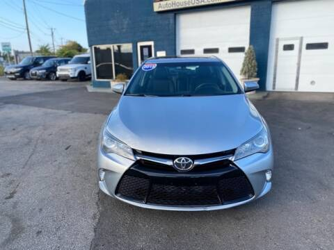 2015 Toyota Camry for sale at Saugus Auto Mall in Saugus MA