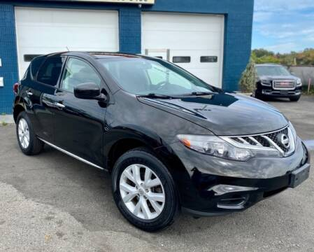 2011 Nissan Murano for sale at Saugus Auto Mall in Saugus MA