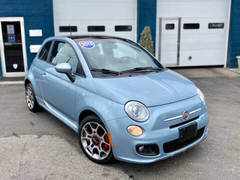 2013 FIAT 500 for sale at Saugus Auto Mall in Saugus MA