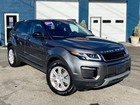 2017 Land Rover Range Rover Evoque for sale at Saugus Auto Mall in Saugus MA