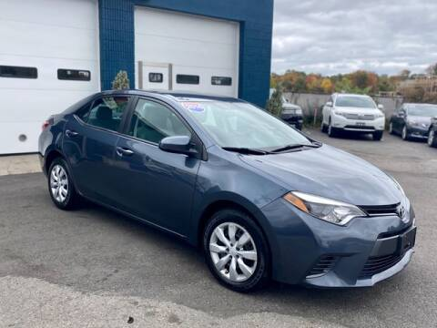 2016 Toyota Corolla for sale at Saugus Auto Mall in Saugus MA
