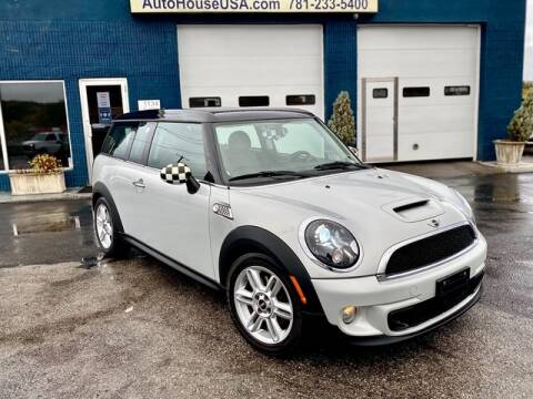 2011 MINI Cooper Clubman for sale at Saugus Auto Mall in Saugus MA