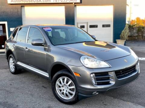 2009 Porsche Cayenne for sale at Saugus Auto Mall in Saugus MA