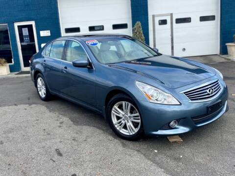 2010 Infiniti G37 Sedan for sale at Saugus Auto Mall in Saugus MA