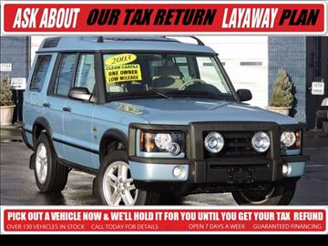 2003 Land Rover Discovery for sale in Saugus, MA