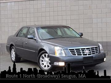 2011 Cadillac DTS for sale in Saugus, MA