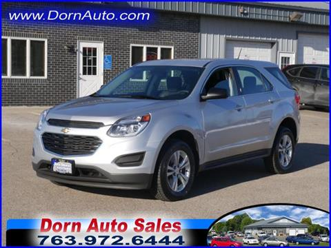 2016 chevrolet equinox for sale in minnesota. Black Bedroom Furniture Sets. Home Design Ideas