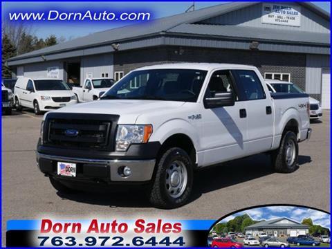 2013 Ford F-150 for sale in Delano, MN