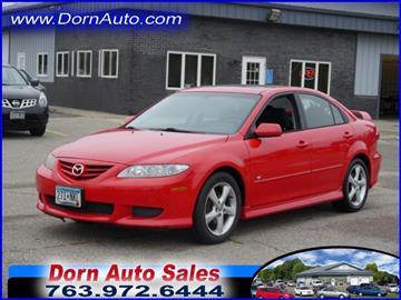 2005 Mazda MAZDA6 for sale in Delano, MN