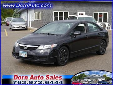 2011 Honda Civic for sale in Delano, MN