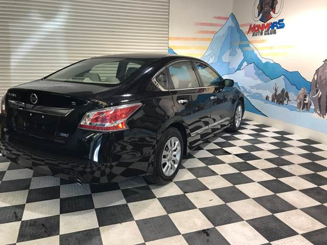 2014 Nissan Altima for sale at Monmars Auto Club in Tampa FL