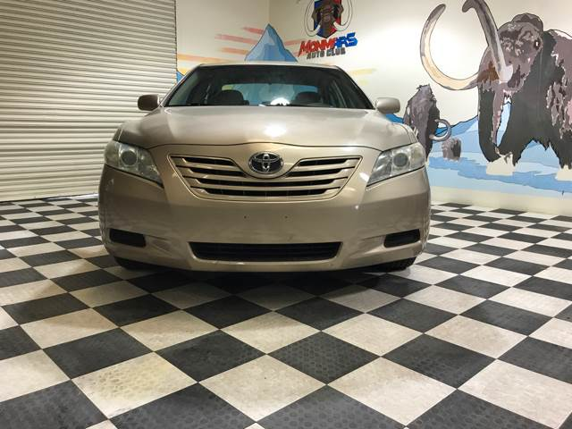 2007 Toyota Camry for sale at Monmars Auto Club in Tampa FL