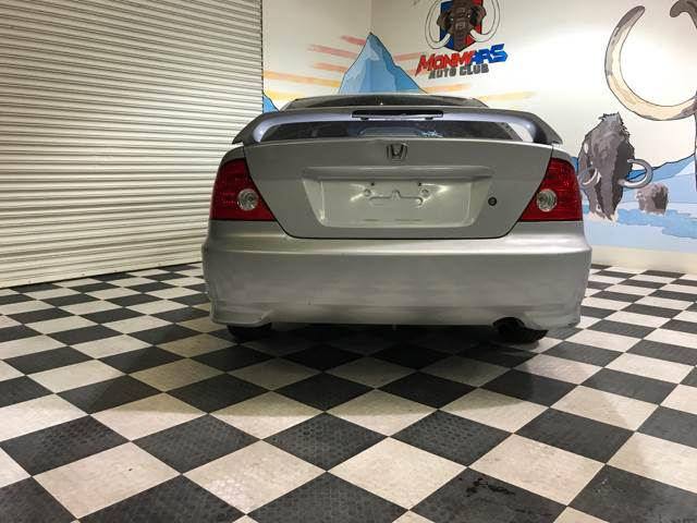 2004 Honda Civic for sale at Monmars Auto Club in Tampa FL
