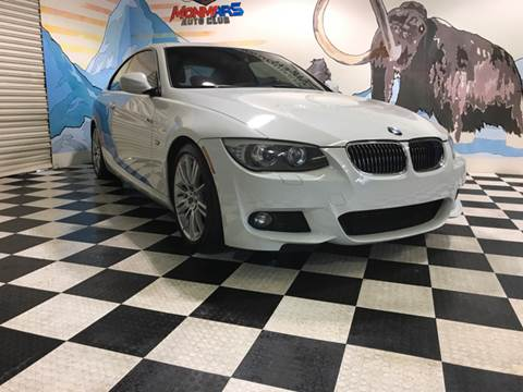 2011 BMW 3 Series for sale at Monmars Auto Club in Tampa FL