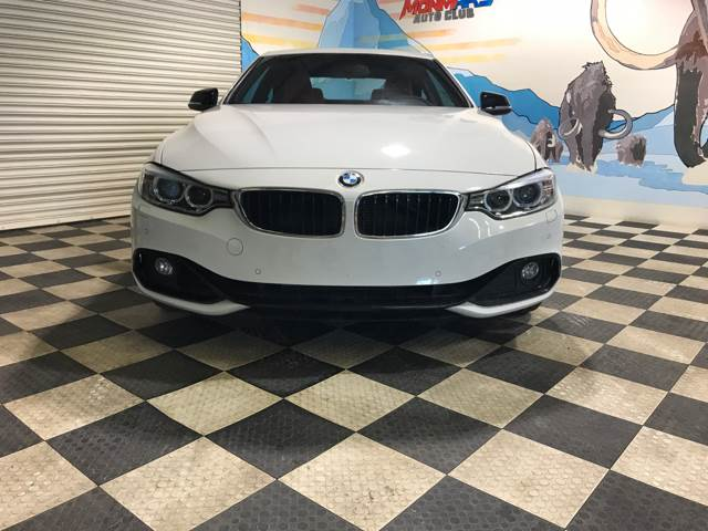2014 BMW 4 Series for sale at Monmars Auto Club in Tampa FL